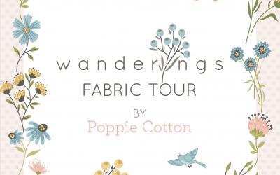 Wanderings Fabric Tour