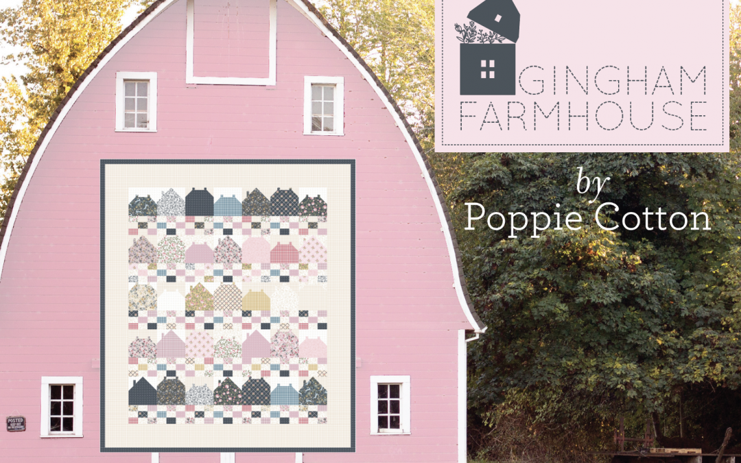 Gingham Farmhouse Fabric Tour