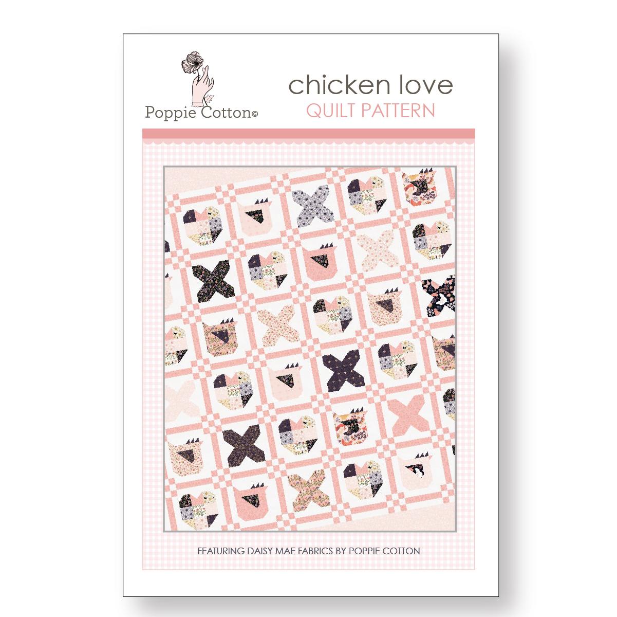 Chicken Love Pattern