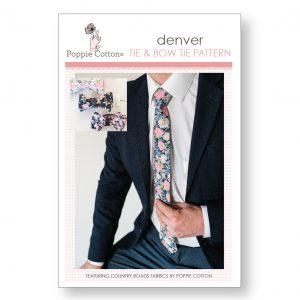 Denver Tie Pattern
