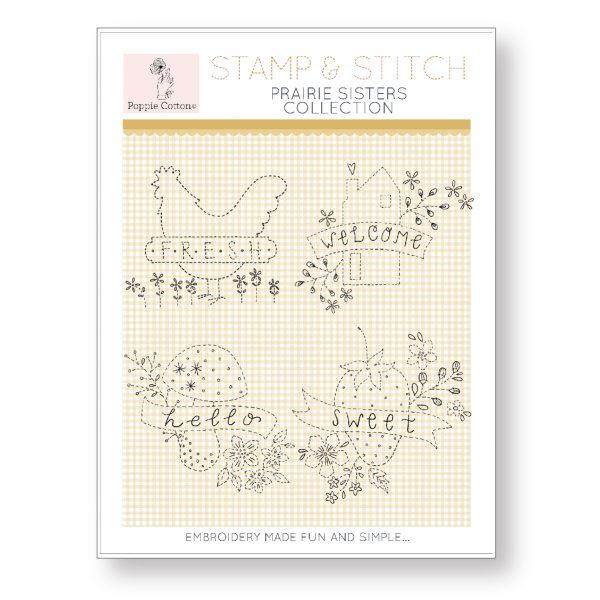 Prairie Sisters Stamps SS