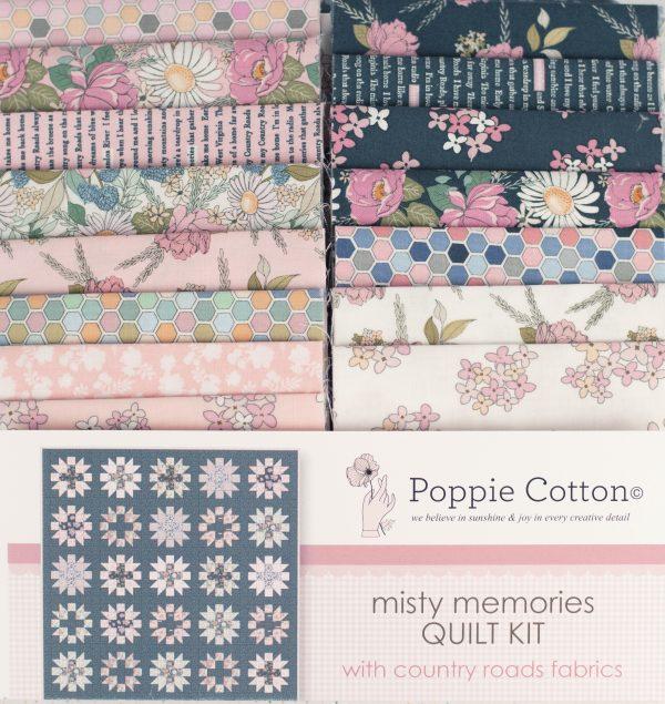 misty memories quilt kit copy