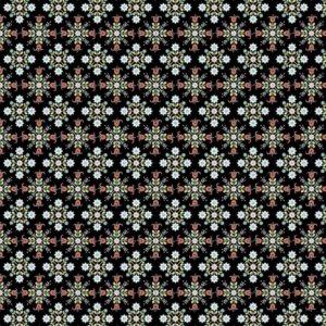Cafe Curtains-black
