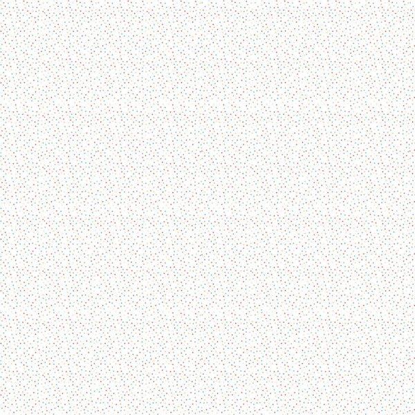 Country Confetti-Marshmallow White