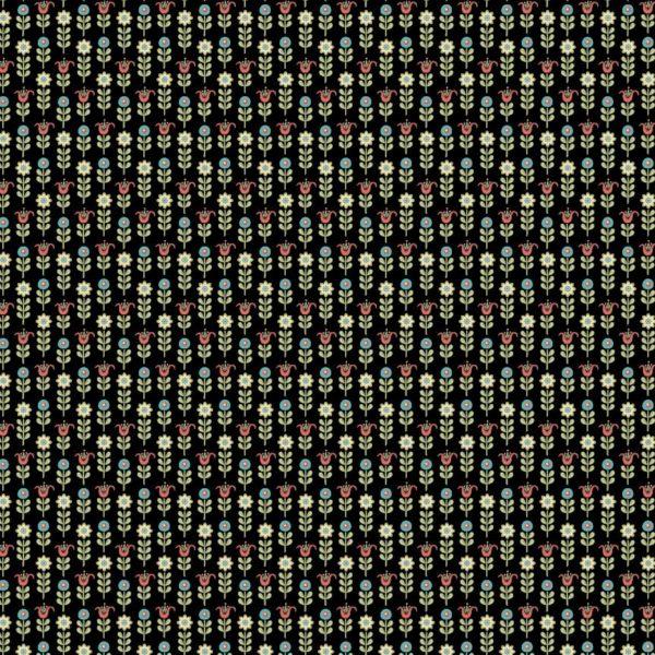 Tulip Row-black