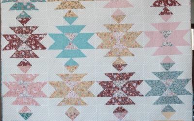 Goose Creek Garden Fabric Tour with Nanny Goat Designs
