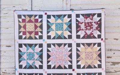 Goose Creek Garden Fabric Tour with Linen Bouquet